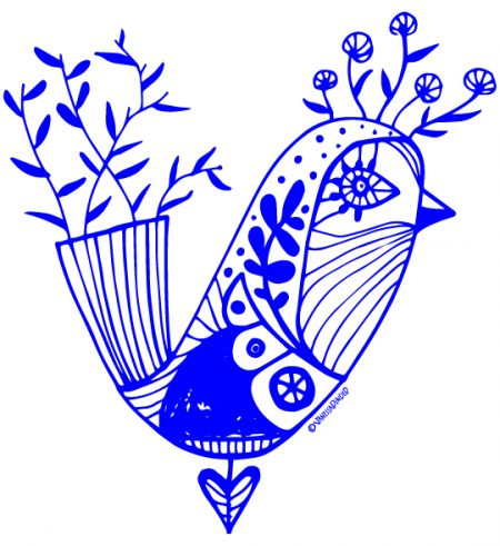 BlueScandinavianBirdDesign_ByVanessaBinder