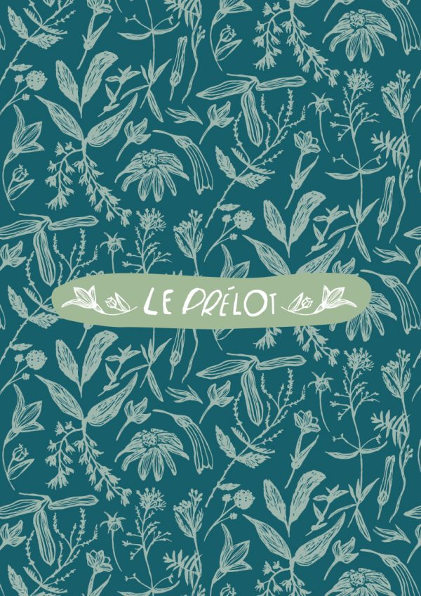 Le Prelot Pattern Design by Vanessa Binder