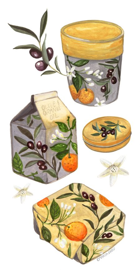 Illustration By Vanessa Binder