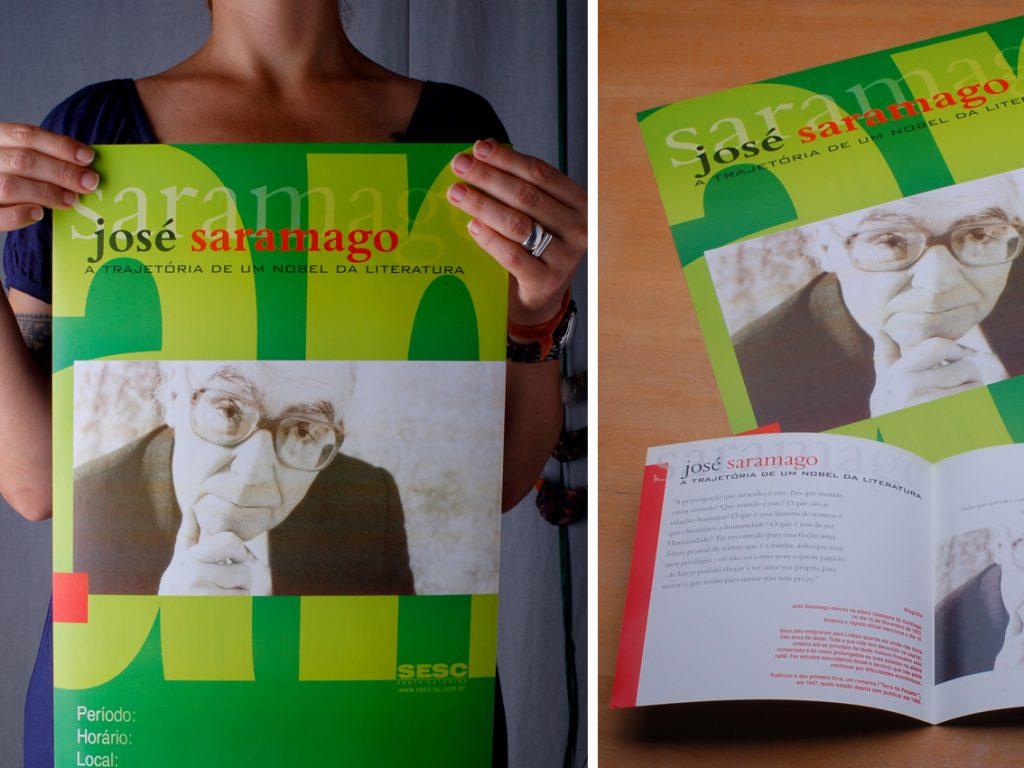 Saramago_PosterFOlderDesign_ByVanessaBinder